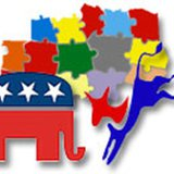 Redistricting graphic