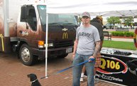 Q106 & McDonald's @ Cooley Stadium (6/15/11) 21