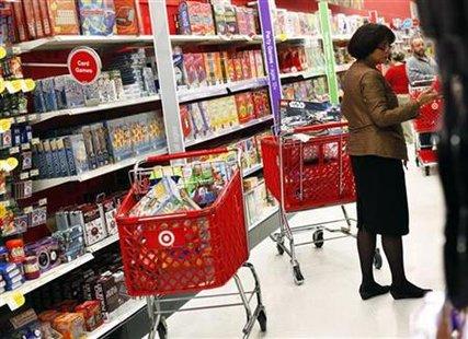 target store interior. target store. a Target store