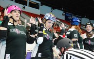Killamazoo Derby Darlins vs Naptown Warning Belles: Cover Image