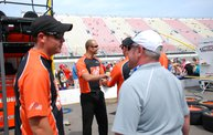 Heluva Good! Sour Cream Dips 400 NASCAR Sprint Cup Series at MIS 19