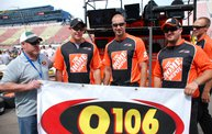 Heluva Good! Sour Cream Dips 400 NASCAR Sprint Cup Series at MIS 16