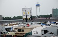 Heluva Good! Sour Cream Dips 400 NASCAR Sprint Cup Series at MIS 13