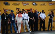 Heluva Good! Sour Cream Dips 400 NASCAR Sprint Cup Series at MIS 15