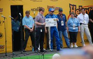 Heluva Good! Sour Cream Dips 400 NASCAR Sprint Cup Series at MIS 9