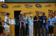 Heluva Good! Sour Cream Dips 400 NASCAR Sprint Cup Series at MIS 7