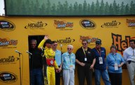 Heluva Good! Sour Cream Dips 400 NASCAR Sprint Cup Series at MIS 1