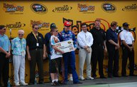 Heluva Good! Sour Cream Dips 400 NASCAR Sprint Cup Series at MIS 22
