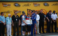 Heluva Good! Sour Cream Dips 400 NASCAR Sprint Cup Series at MIS 21