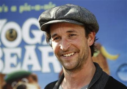 "Noah Wyle poses at the Los Angeles premiere of the film ""Yogi Bear"" in Los Angeles"
