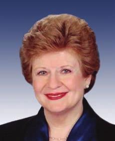 U.S. Senator Debbie Stabenow (D-Lansing)