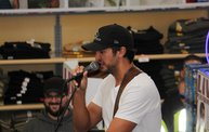 Luke Bryan at Wal-Mart 26