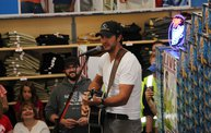Luke Bryan at Wal-Mart 24