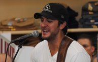 Luke Bryan at Wal-Mart 15