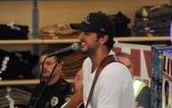 Luke Bryan at Wal-Mart 10