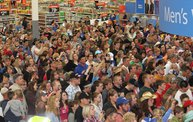 Luke Bryan at Wal-Mart 7