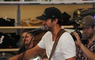 Luke Bryan at Wal-Mart 30