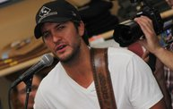 Luke Bryan at Wal-Mart 22