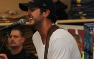 Luke Bryan at Wal-Mart 20