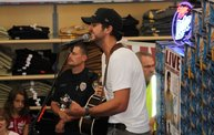 Luke Bryan at Wal-Mart 19
