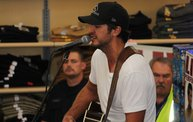 Luke Bryan at Wal-Mart 18