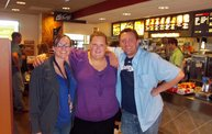 Lunch with Lee and Nikki Medford McDonalds 2