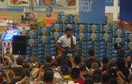 Luke Bryan at Wal-Mart 3