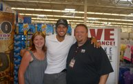 Luke Bryan at Wal-Mart 1
