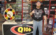 Q106 at ABC Warehouse In Jackson (6/24/11) 7