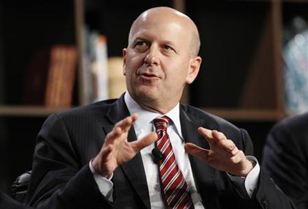 David Solomon, Managing Director and Co-Head of the Investment Banking Division, Goldman Sachs, participates in the Corporate Debt Financing