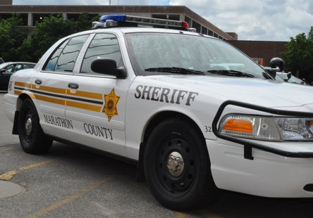 Marathon County Sheriff's Department car. Image taken 6/16/2011