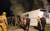 Kalamazoo Trailer Fire - 06/28/11 1