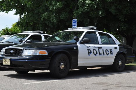 City of Wausau Police car. Image taken on 6/13/2011.