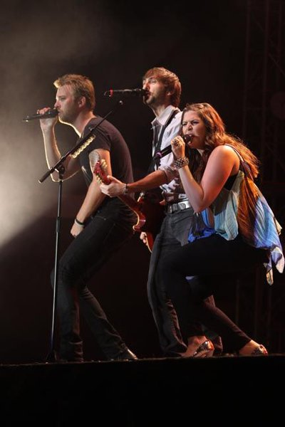 Blackhawk, Josh Turner, Ashton Shepherd and Lady Antebellum