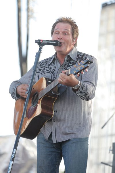 Diamond Rio, Easton Corbin and Rascal Flatts performed at Country USA.