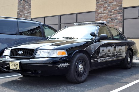 City of Rothschild Police Car. Image taken 7/1/2011.