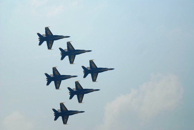 Shots from the 2011 Field of Flight Air Show, 07/02/11.  Photos by Sean Patrick Duross.