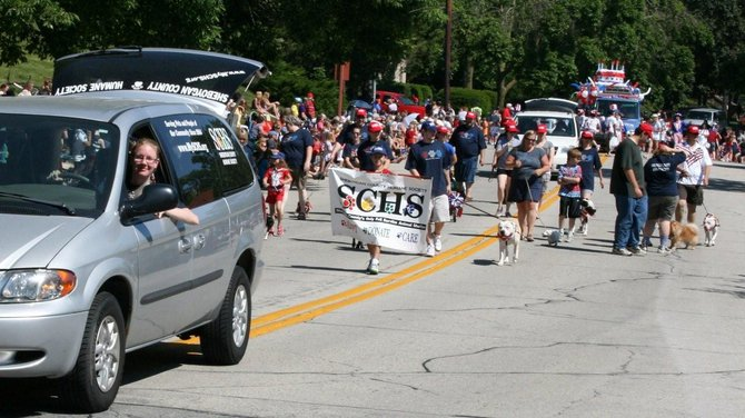 Always a great time at the Sheboygan 4th Of July Parade! Here are just a few photos of the reasons why...