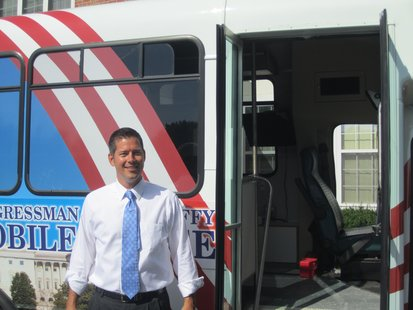 Congressman Sean Duffy's mobile office