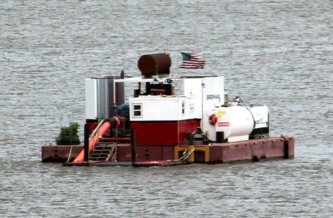 Dredging of the Fox River | Green Bay, WI