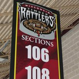 Timber Rattlers Section 106/108