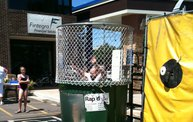 Double J Dunk Tank at Security State Bank: Cover Image