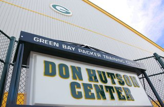Don Hutson Center in Green Bay, WI
