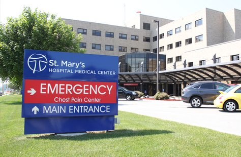 St. Mary's Hospital in Green Bay, WI