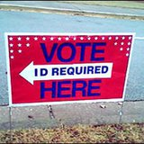 Voter ID photo