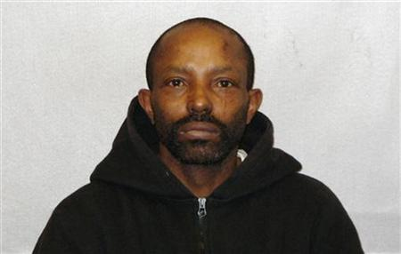 Anthony Sowell is pictured in an undated booking photo made available to Reuters