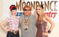 Radio USA Meet & Greet at Moondance Jamin' Country Fest 2011 8