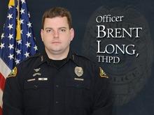 Fallen Terre Haute Police Officer Brent Long