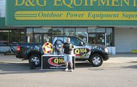 Q106 at D&G Equipment (7/14/11) 9