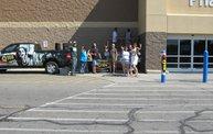 Q106 at Wal Mart, Jackson (7/15/11) 8